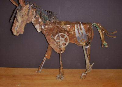 """Horse D""  Stuart Wittwer"