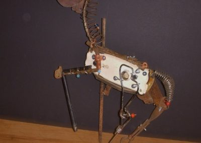 """Horse C""  Stuart Wittwer"