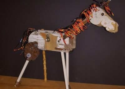 """Horse A""  Stuart Wittwer"