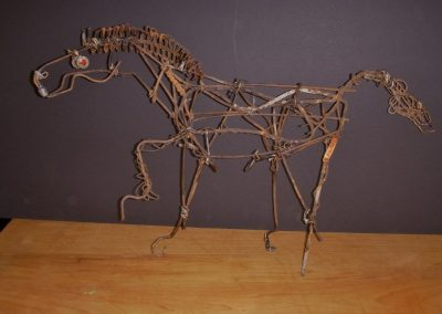 """Horse B""  Stuart Wittwer"