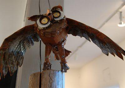 """""""Owl"""" Stuart Wittwer"""