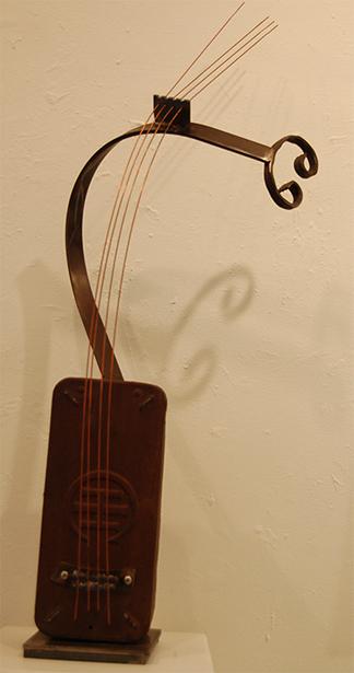 """ Andalusian Melody""  Marcia Mc Eachron"