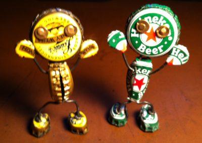 """Bottlecap Figures""   Joel Lage"