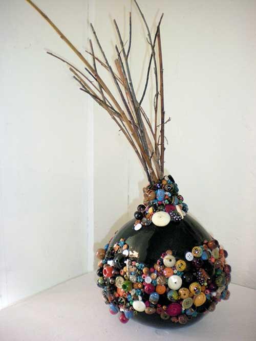 """""""Black Vaz"""" Geraldine Leirmann"""