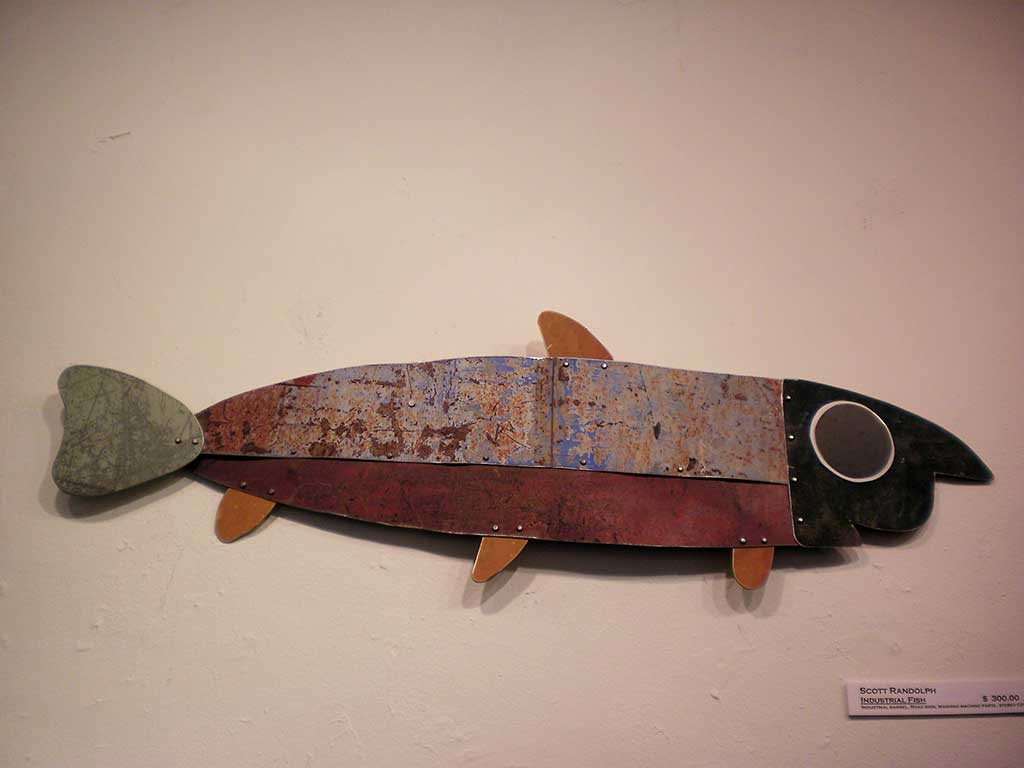 """Industrial Fish"" Scott Randolph"