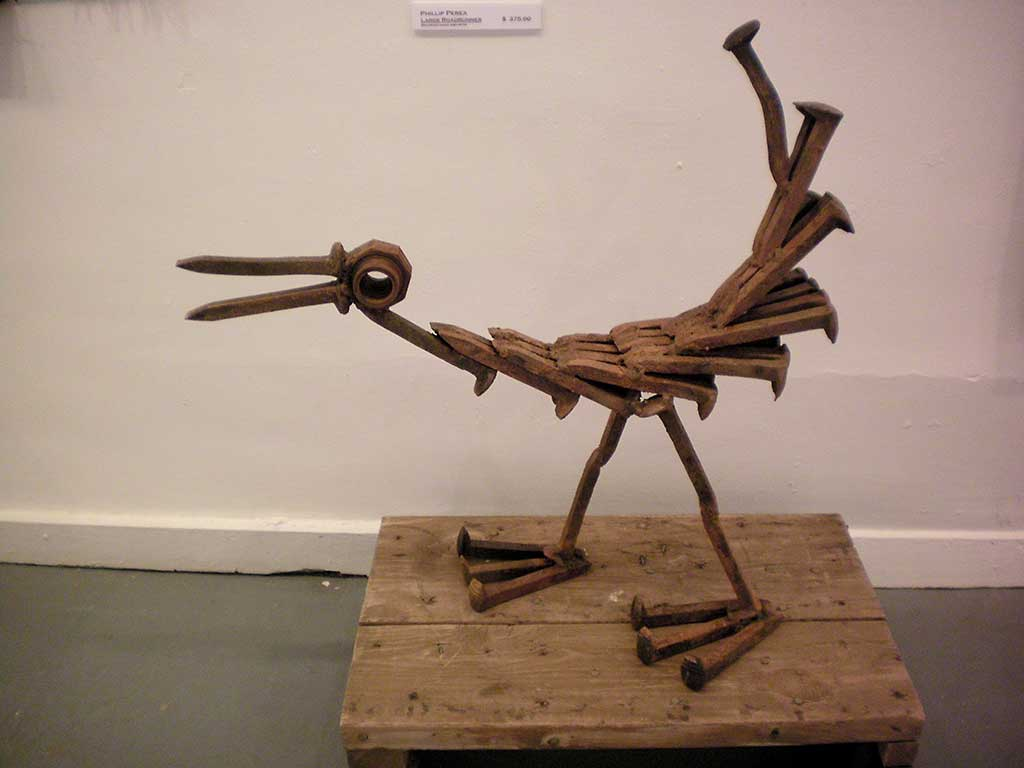 """Large Roadrunner"" Phillip Perea"