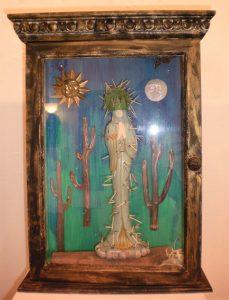 """""""Cactus Madona"""" Alyson Holmes"""