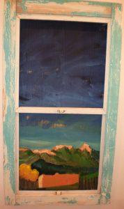 """Out My Window"" Jenine Borree"
