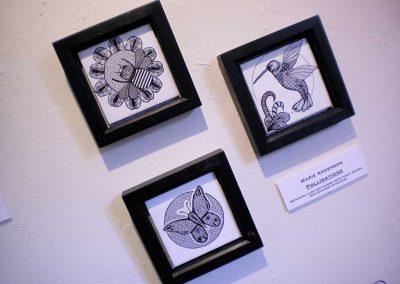 """""""Pollenators"""" Marie Anderson"""