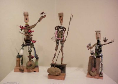"""Five Red Birds"" +"" Long Journey"" + ""Owl Man"" Stuart Wittwer"