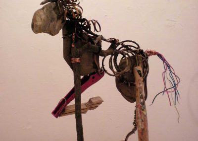 """Waiting Horse""  Stuart Wittwer"