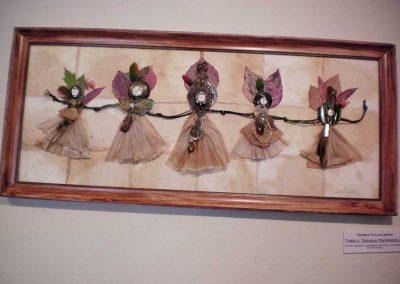 "Timely Teabag Paperdolls"" Debra Villalobos"