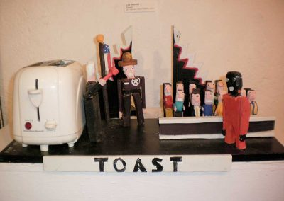 """ Toast""    Lee Neary"