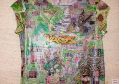 """Taos T Shirt"" Emily Bristow"