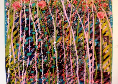"""Pink Fireworks"" Terrie Hancock Mangat"