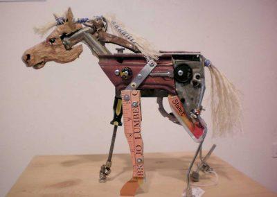 """Horse Series B"" Stuart Wittwer"