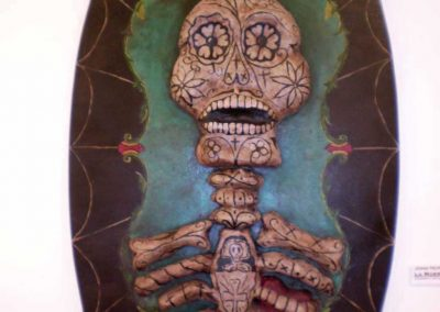 """La Muerte es Solo el Comienzo""  John Hutson"