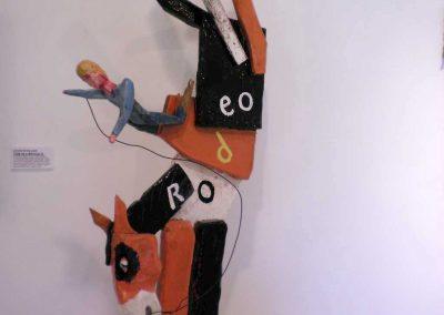 """Rodeo Horse""   Ed Larson"