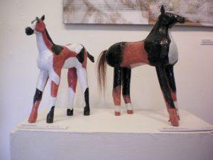 """Horses"" Ed Larson"