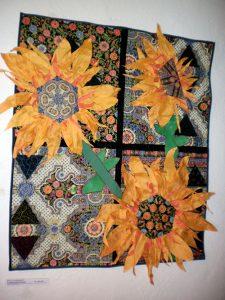 """Florentine Summer"" Phyllis Barnett"