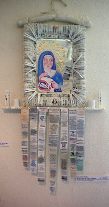 """Our Lady of the Laundry""  Winter Ross"