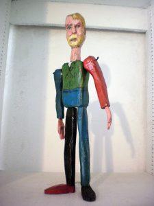 Self Portrait - Ed Larson