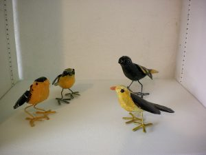 Small Songbirds - Ed Larsonq
