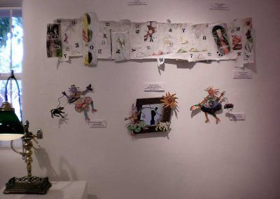 Wall in gallery Arte 12