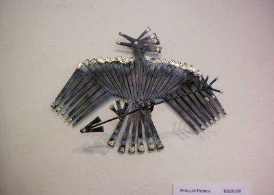 """""""Thunderbird"""" Phillip Perea"""