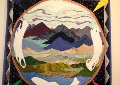 """""""Mandala for Mother Earth""""  Starr"""