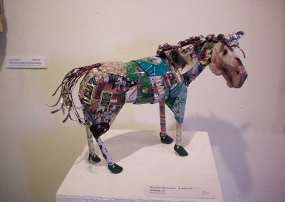 """Horse F"" Stuart Wittwer"