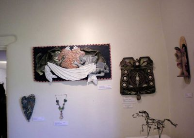 Wall in Gallery Arte XV